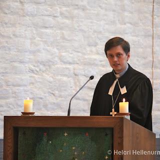 Rebasenädal 2013 - Avajumalateenistus Tartu Jaani kirikus