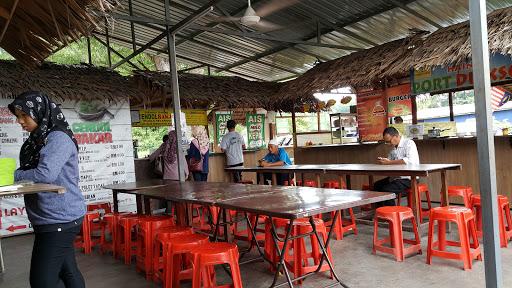 Cendol Bakar Port Dickson