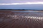 CA S'EN VA ET ÇA REVIENT Les plages de Havre Saint Pierre à marée basse, Moyenne Côte Nord