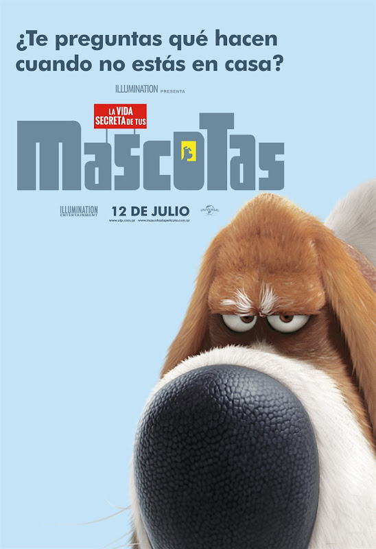 The Secret Life of Pets United States Movie