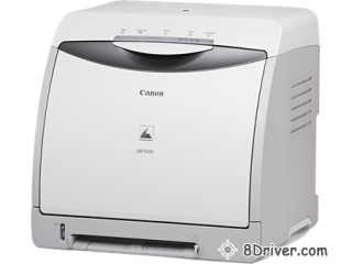 Download Canon LBP5100 Lasershot Printer Driver and installing