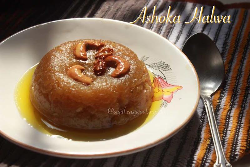 Ashoka Halwa1