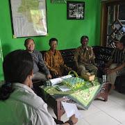 Kunjungan SL Sekartani Daditunggal ke PC Lakpesdam NU Jombang