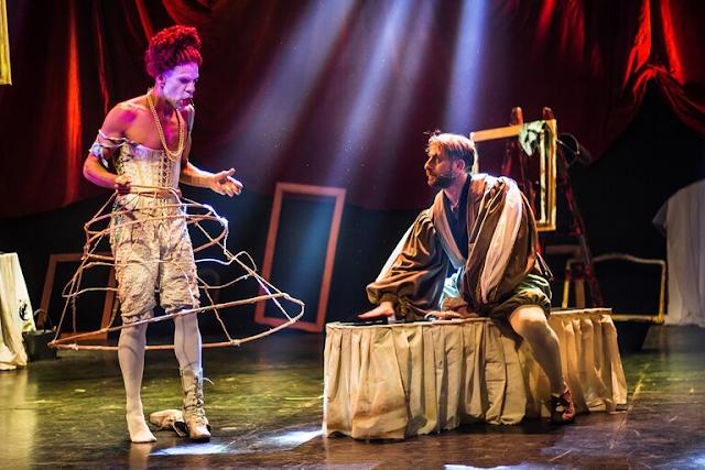 """Crítica - """"ELIZABETH I un musical capaz de sorprender tanto al neófito como al conocedor del Teatro Musical"""" - ****Muy Buena"""