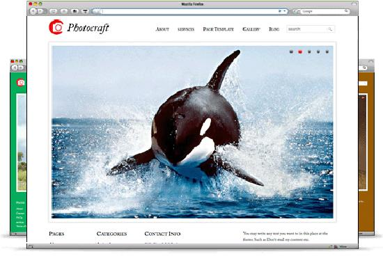 Photo Craft WordPress Theme