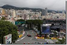 Daniel Ricciardo nelle prove libere del gran premio di Monaco 2018