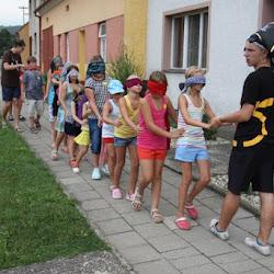 Dětský tábor v Horním Němčí 2012