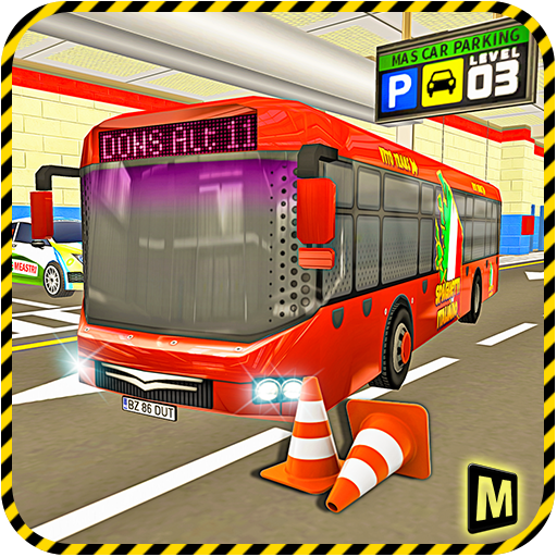 Multi-Storey Bus Parking Mania 模擬 App LOGO-APP開箱王