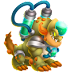 Dragón Clon II   Dragon Clone II