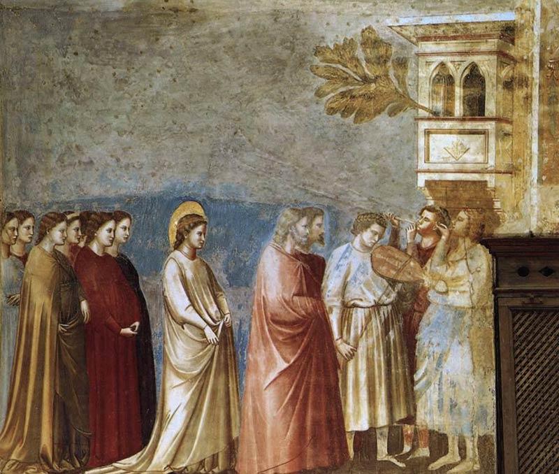 06 Corteo nunziale di Maria