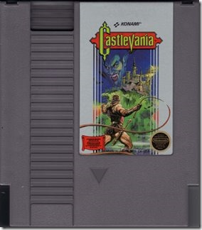 Castlevania_cartridge