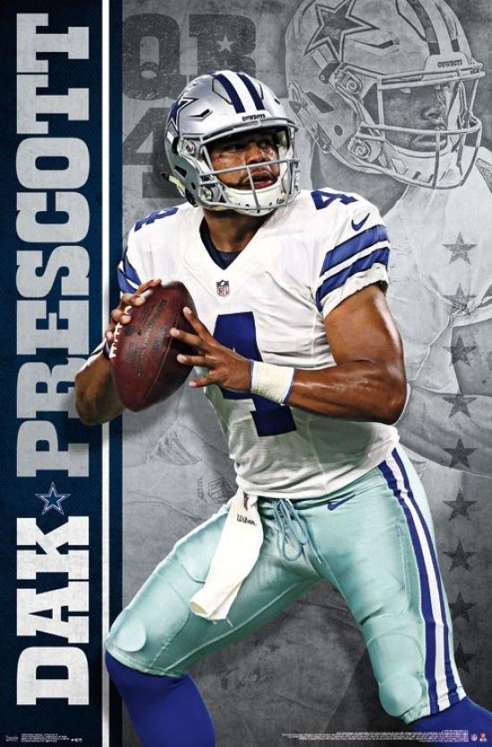 4). Dak Prescott — American Football 🏈
