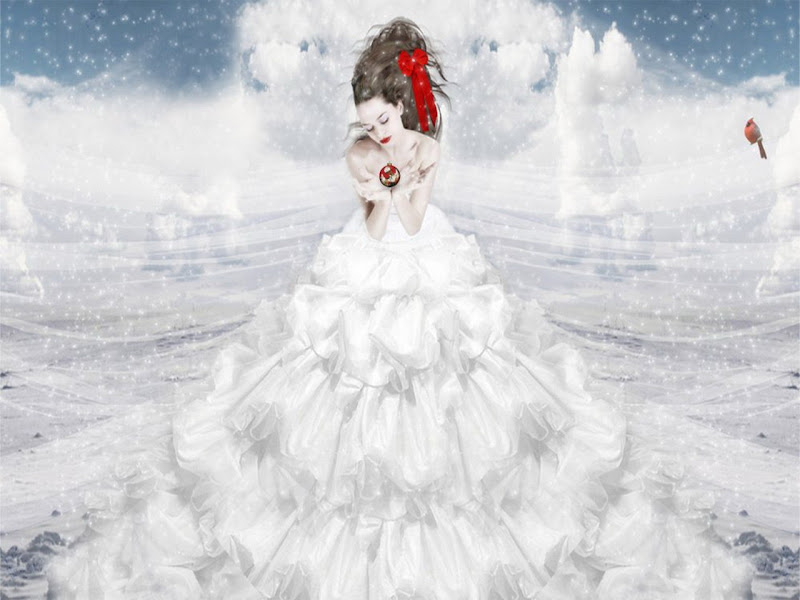 Bride Of White Blizzard, Magic Beauties 3