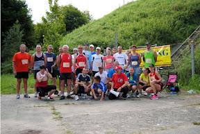 III Półmaraton w Worku (12 sierpnia 2012)