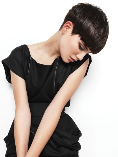 Pixie Cut Styles For Hair 2018 For Women's 3