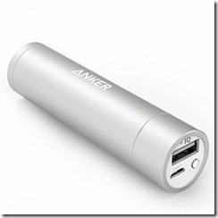 Anker PowerCore Mini Charger