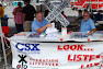 CSX Railroad Safety  Representative @ National Night Out in West Seneca 2009