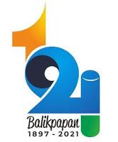 Logo HUT Balikpapan 124