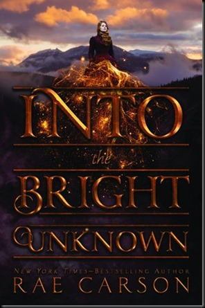 Into the Bright Unknown  (The Gold Seer Trilogy #3)