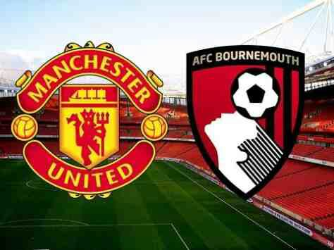 Manchester United vs AFC Bournemouth Match Highlight