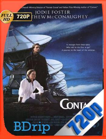 Contact (1997) BDRip [720p] [Latino] [GoogleDrive] [RangerRojo]