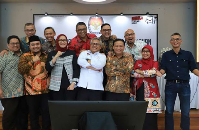 Permahi Desak KPK Periksa Komisioner KPU Lainnya