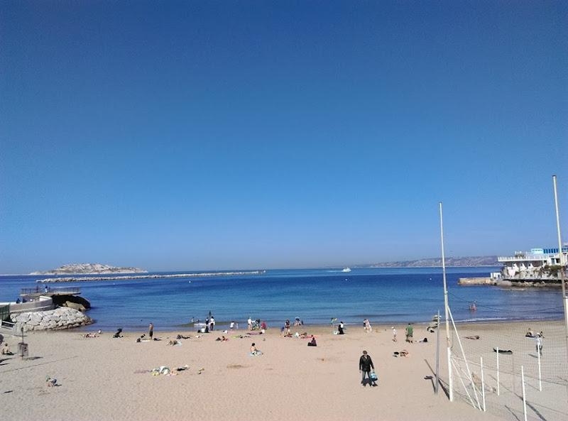 plage catalans marseille
