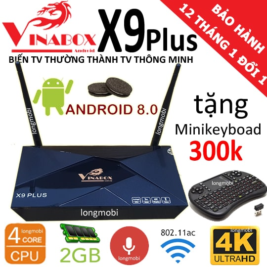 vinabox x9 plus