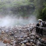 thermal valley at Beitou, Taiwan in Beitou, T'ai-pei county, Taiwan