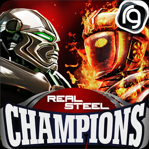 Real Steel Champions 1.0.169 Mod Apk + Data (Unlimited Money + Coins)