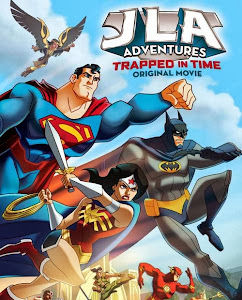 Mắc Giữa Thời Gian - Jla Adventures: Trapped In Time poster