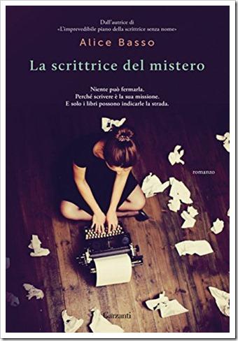 La scrittrice del mistero di Alice Basso