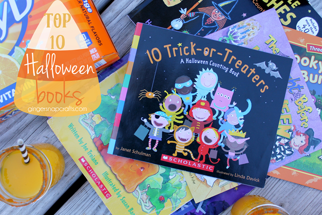 Halloween books for children