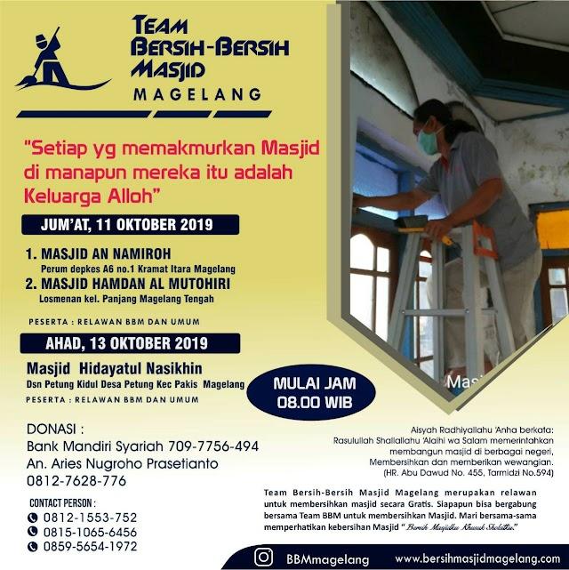 Bergabunglah dalam Kegiatan Masjid Petung Pakis  Petung Kidul, Petung, Kecamatan Pakis, Kabupaten Magelang