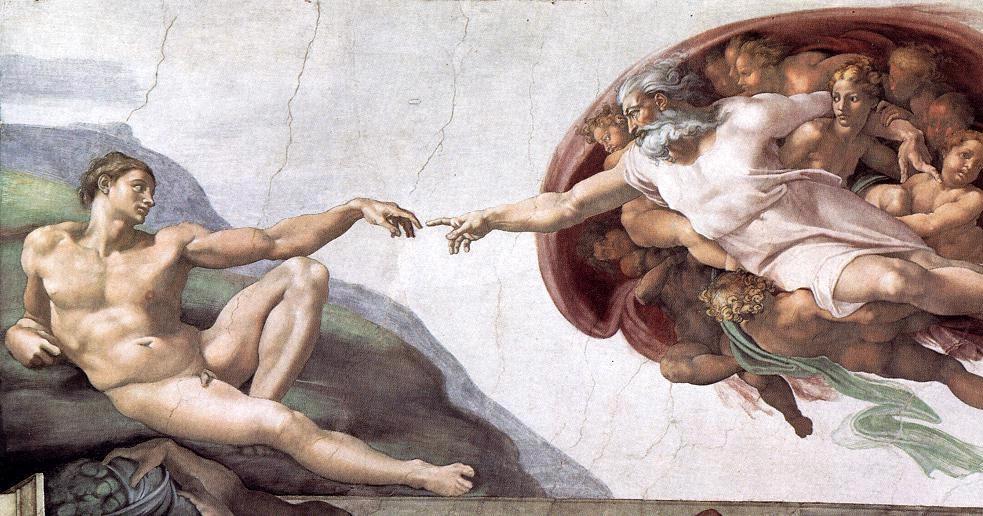 Resultado de imagen de imágenes de un dios que no le interesa el ser humno