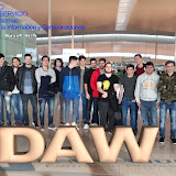 2017-11-27 Els alumnes de DAW visiten l'Àrea de Gestió de Serveis de l'Aeroport del Prat