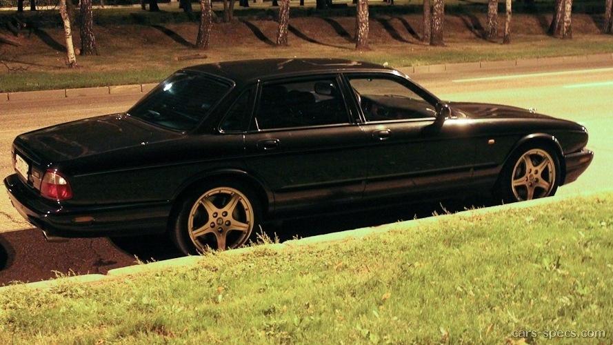 High Quality 2002 Jaguar XJ Series XJR