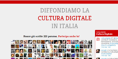 Cultura Digitale.com : diffondiamo la cultura digitale!