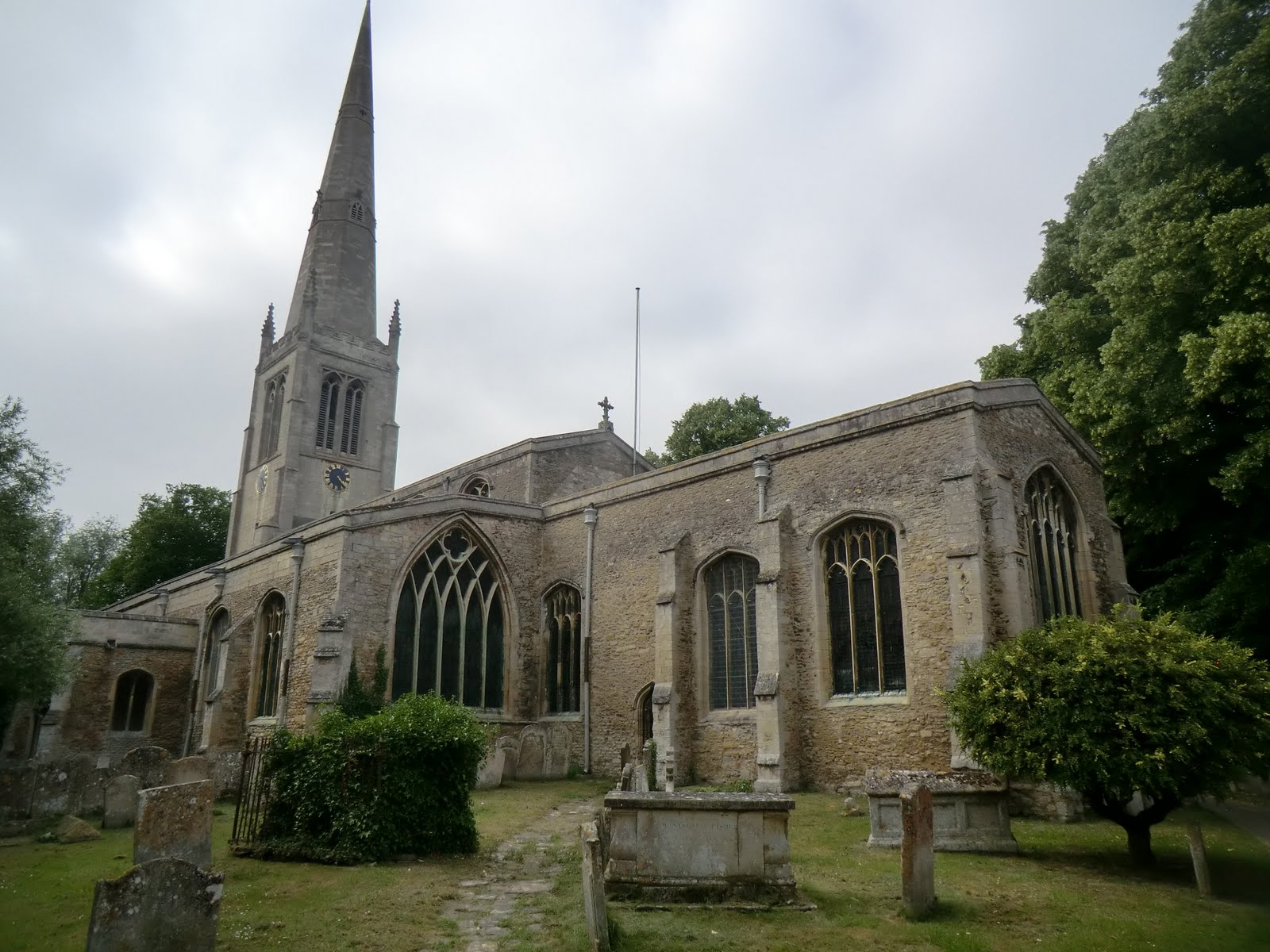 CIMG7875 All Saints church, St Ives