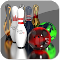 RealisticBowling3D -Free- icon