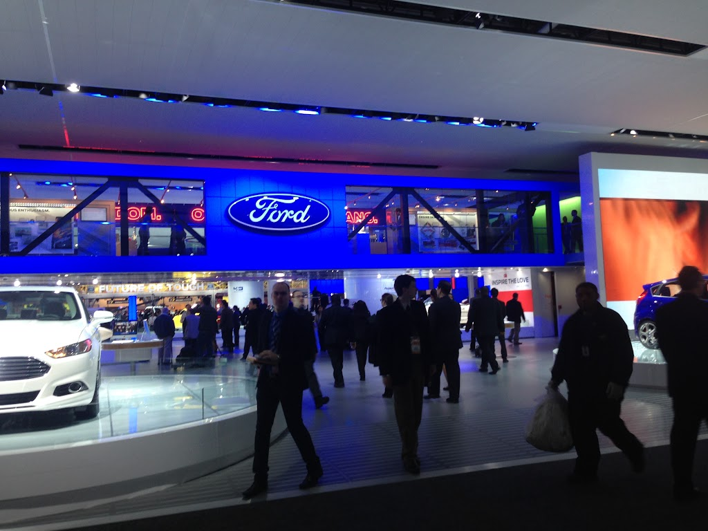 Ford Events at the 2014 NAIAS - 25