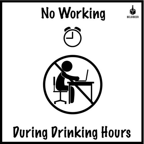 no drinking 2
