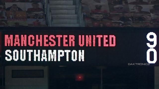 Video: Manchester United Bantai Southampton Sampai Lunyai!
