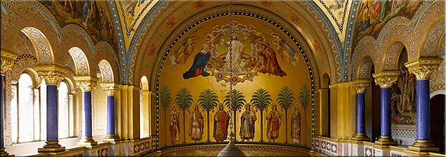 Apside - Sala del Trono