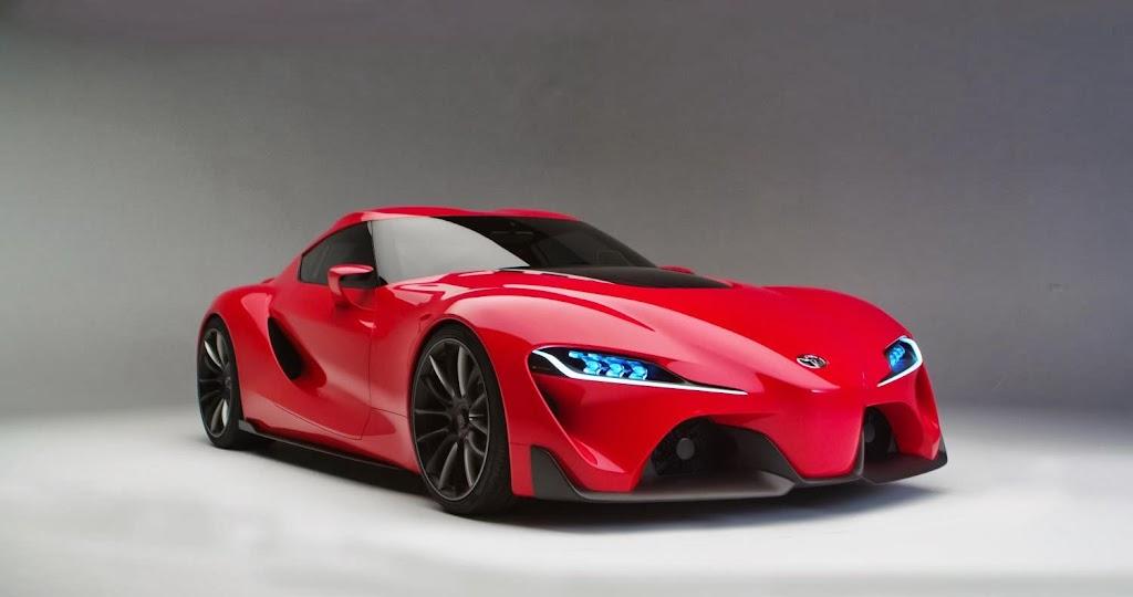 Toyota FT-1 Concept 10