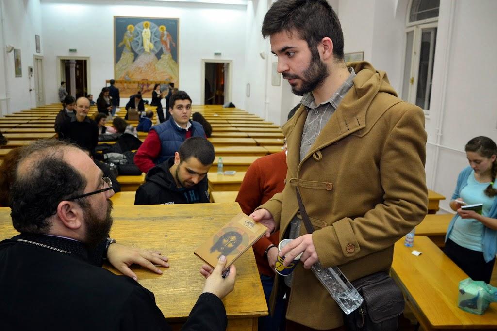 Pr. Constantin Necula despre tineri, FTOUB 273