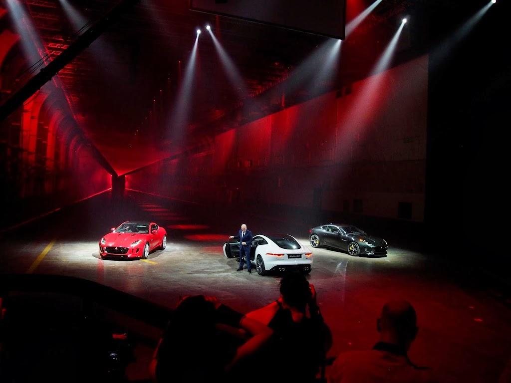 Jaguar F-Type Coupe 1