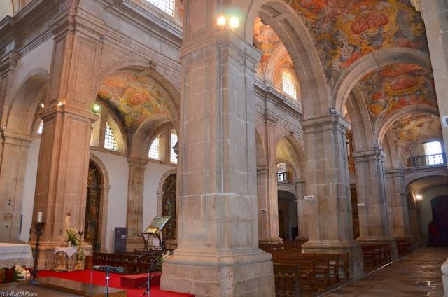 Sé Catedral de Lamego - Igreja-casa-m_e da Diocese de Lamego - Portugal (19)