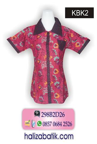 grosir batik pekalongan, Baju Batik Modern, Baju Grosir, Batik Modern
