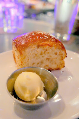 Parker House roll with whipped butter and sea salt, Imperial PDX, Vitaly Paley